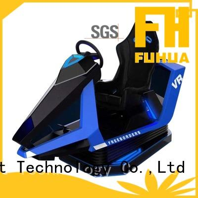 Fuhua system racing vr dynamic control technology