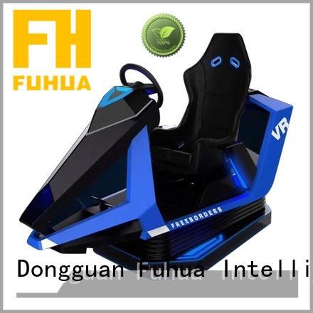 Attractive f1 car racing simulator for theme park Fuhua