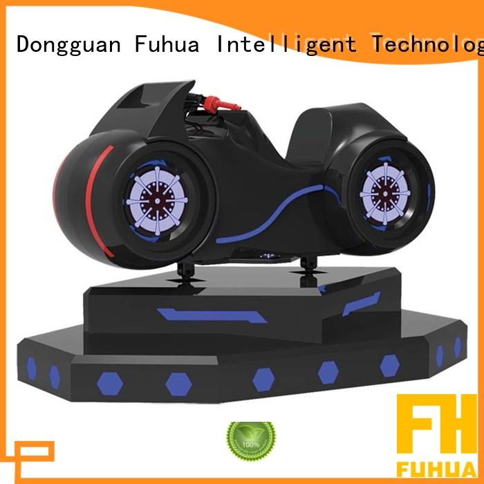 Fuhua center racing vr dynamic control technology for park