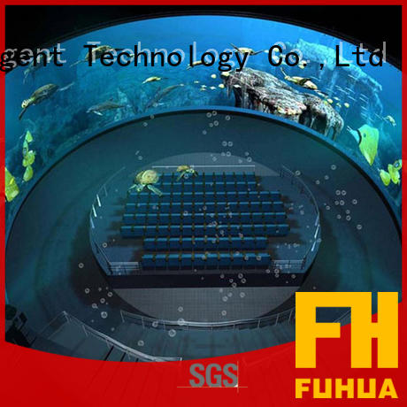 Fuhua luxury dome projection wholesale