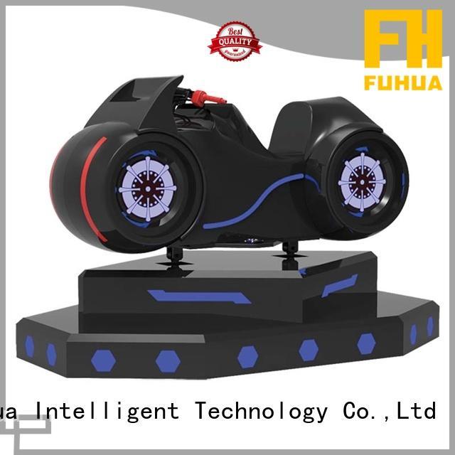 fashionable racing car vr dynamic control technology Cinema