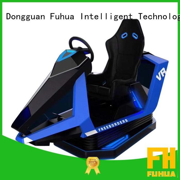 screen racing car vr game Fuhua company