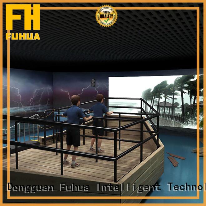 hurricane simulator machine fuhua Fuhua