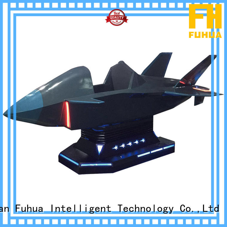Fuhua theme laser shot simulator dynamic control technology for theme park