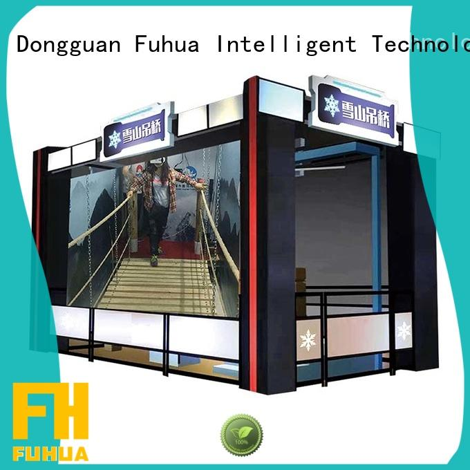 vr bridge simulator entertainment Theme Parks Fuhua