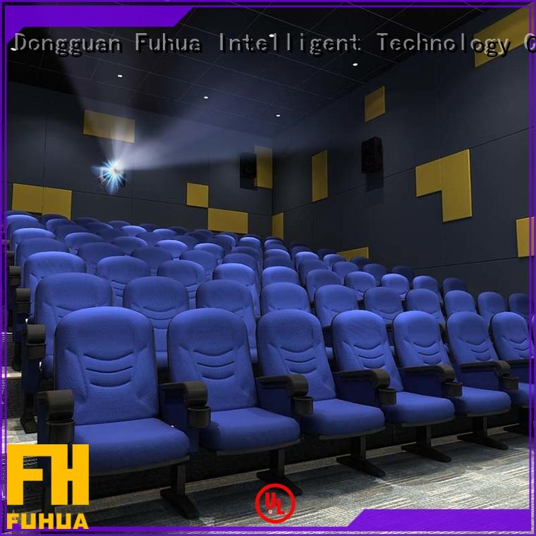 fuhua best 3d cinema supply Fuhua