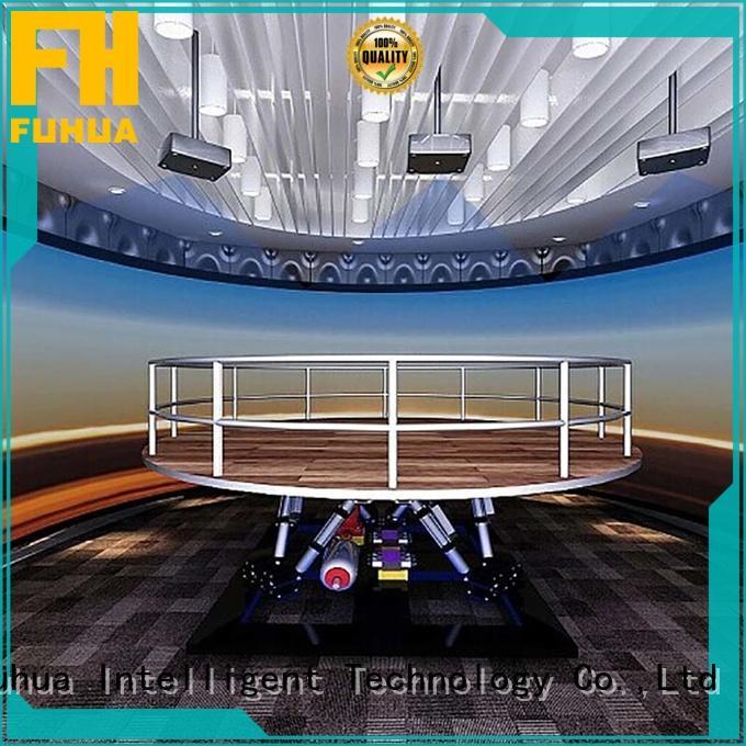 Fuhua Attractive earthquake simulator machine manufacture