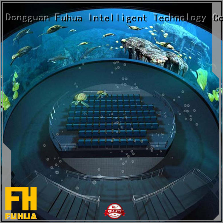 Fuhua photographic dome theater Projector system for museum