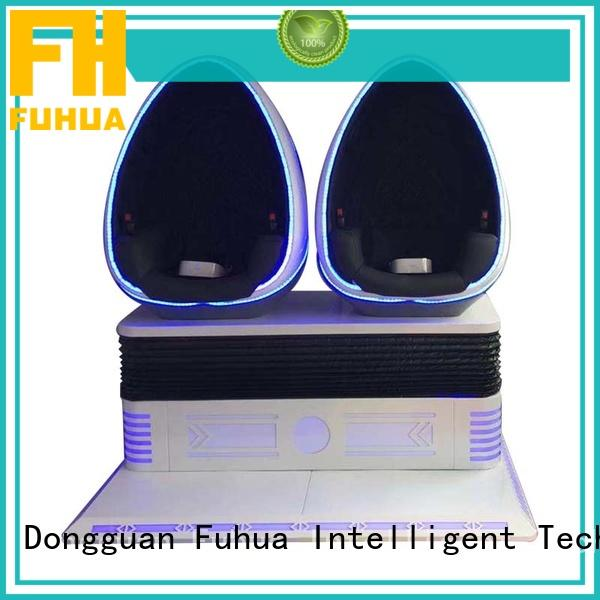 Fuhua commercial virtual reality cinema for sale for park