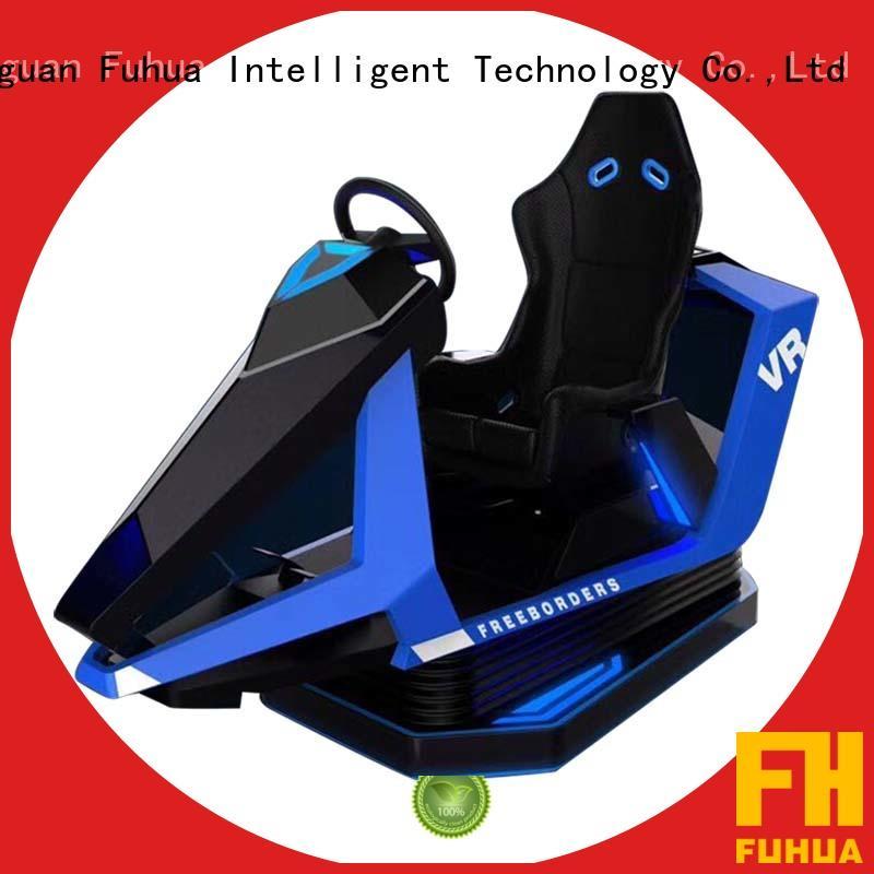 machine racing car simulator for market