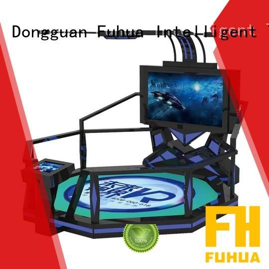Fuhua arcade hunting simulator factory for theme park