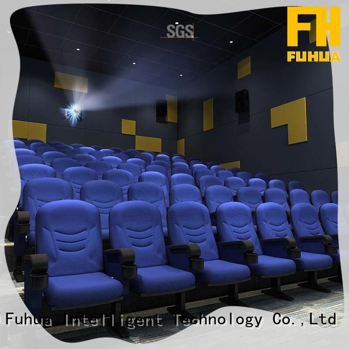 Fuhua professional 3d theater supply for market