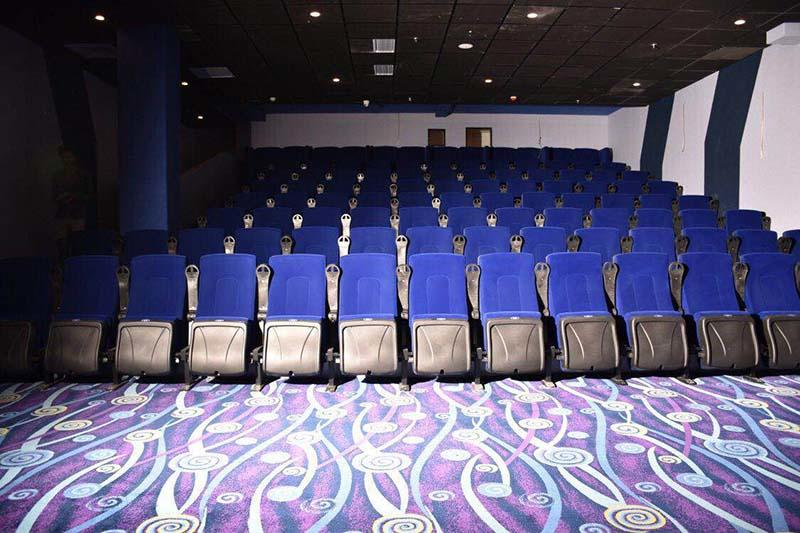 Fuhua economy 3d cinema system theater for park-2