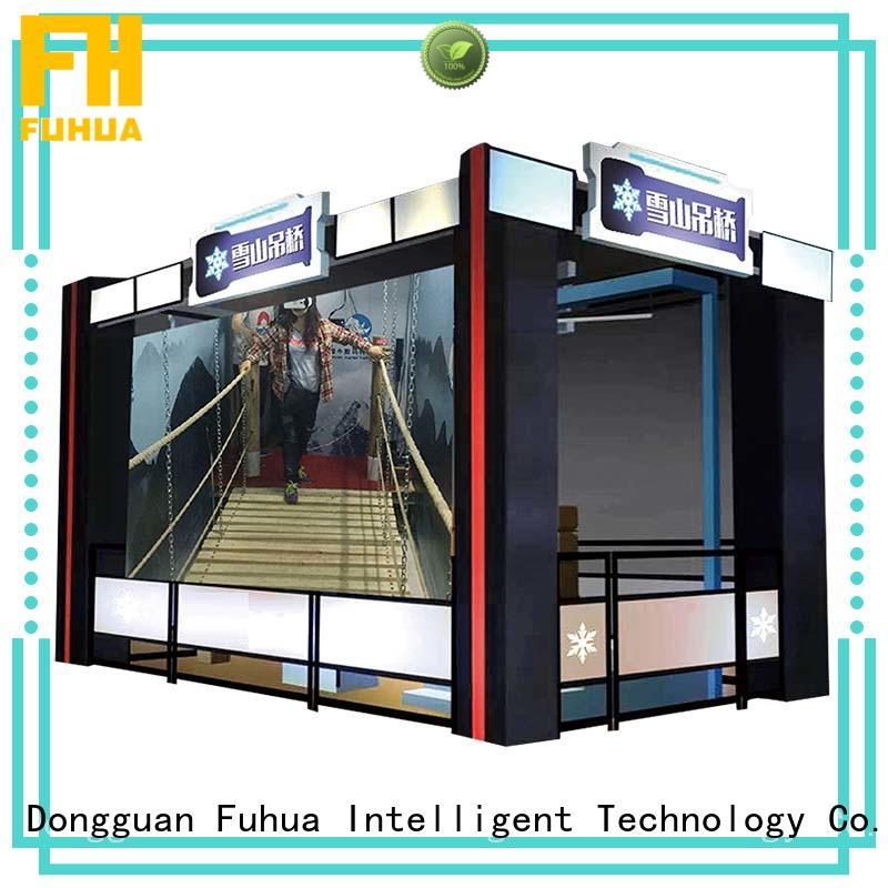 high performance virtual reality bridgeentertainment Special design for aquariums