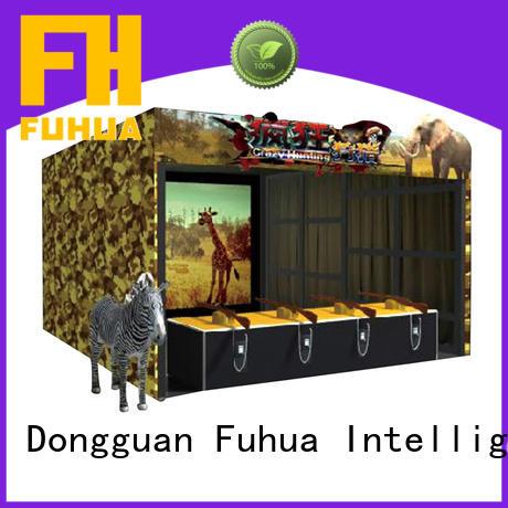 Fuhua arcade laser shot simulator dynamic control technology for market