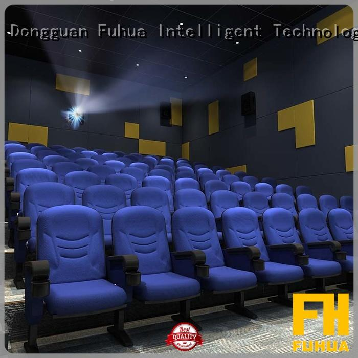 Fuhua economy 3d theater 3D control for market