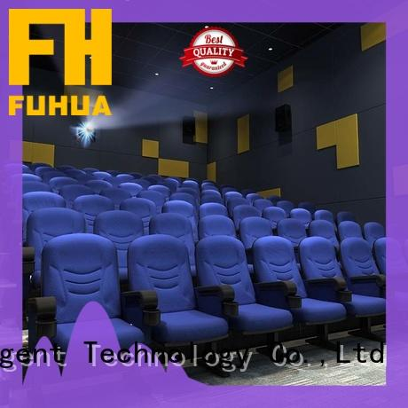 Fuhua economy 3d theater Chinese for market