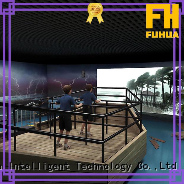 Fuhua simulator voyage simulator manufacture for school
