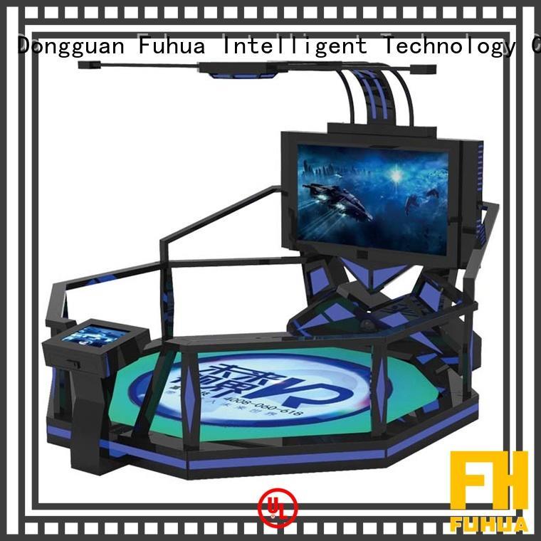 laser shot simulator htc for theme park Fuhua