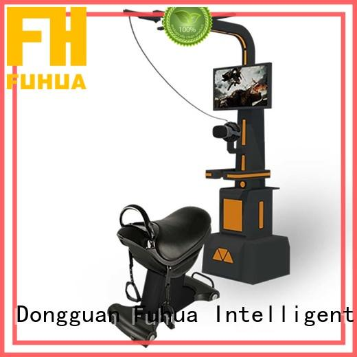 Fuhua hunting hunting simulator engines for theme park