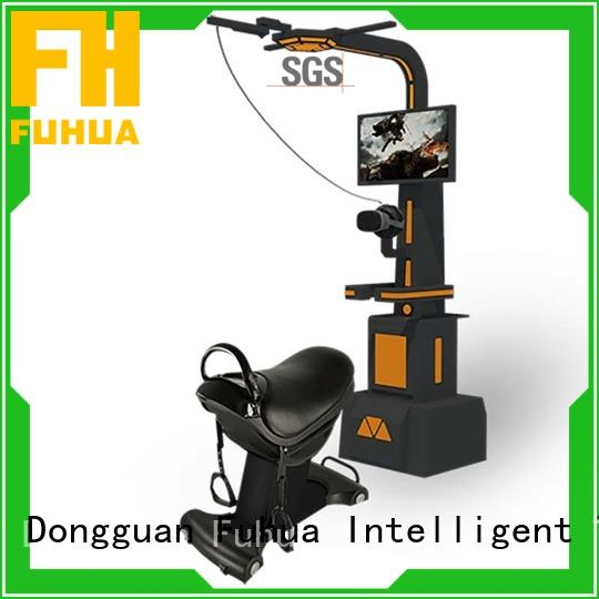 Fuhua high performance laser shot simulator dynamic control technology for market