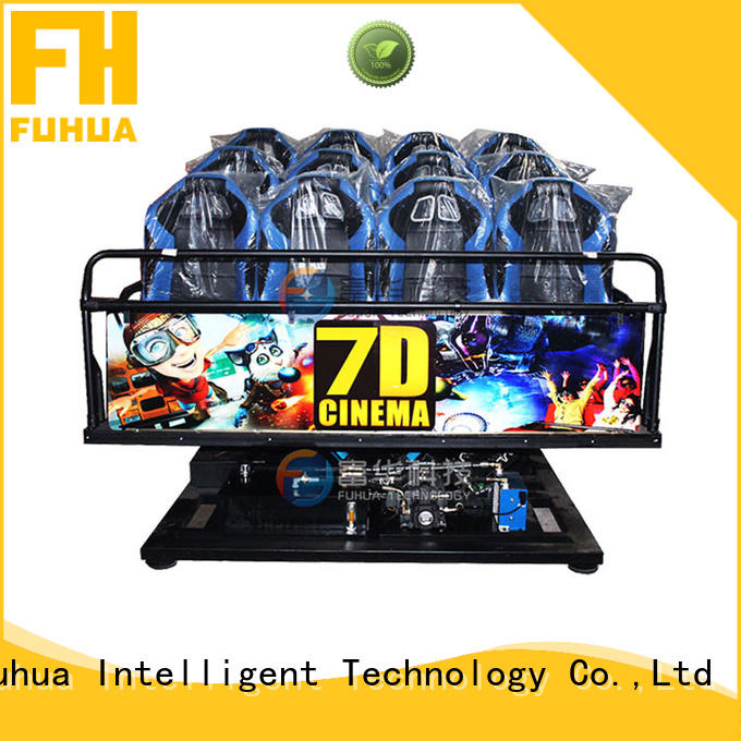 high performance 7d cinema simulator interactive stereo and seat for cinemas