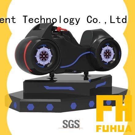 Fuhua amusement best racing simulator engines for amusement