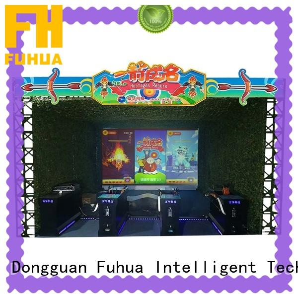 Fuhua Interactive boating simulator realistic experience for fitness game center