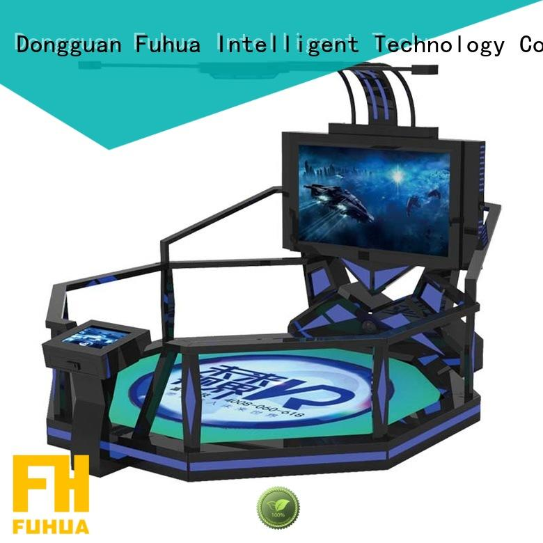 cool laser shooting simulator fiberglass factory for market