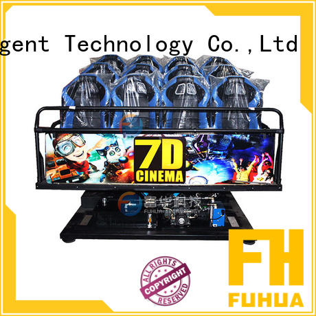 theater 7d cinema for sale stereo and seat for family entertainment center Fuhua