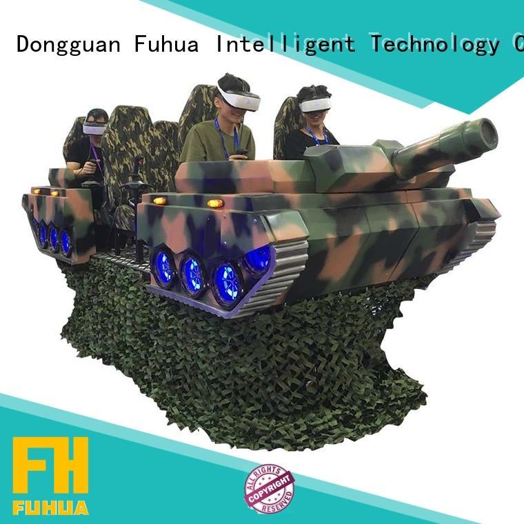 tank six center 9d vr cinema Fuhua