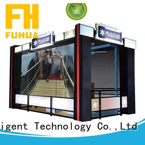 Fuhua snow virtual reality bridge Special design for cinemas
