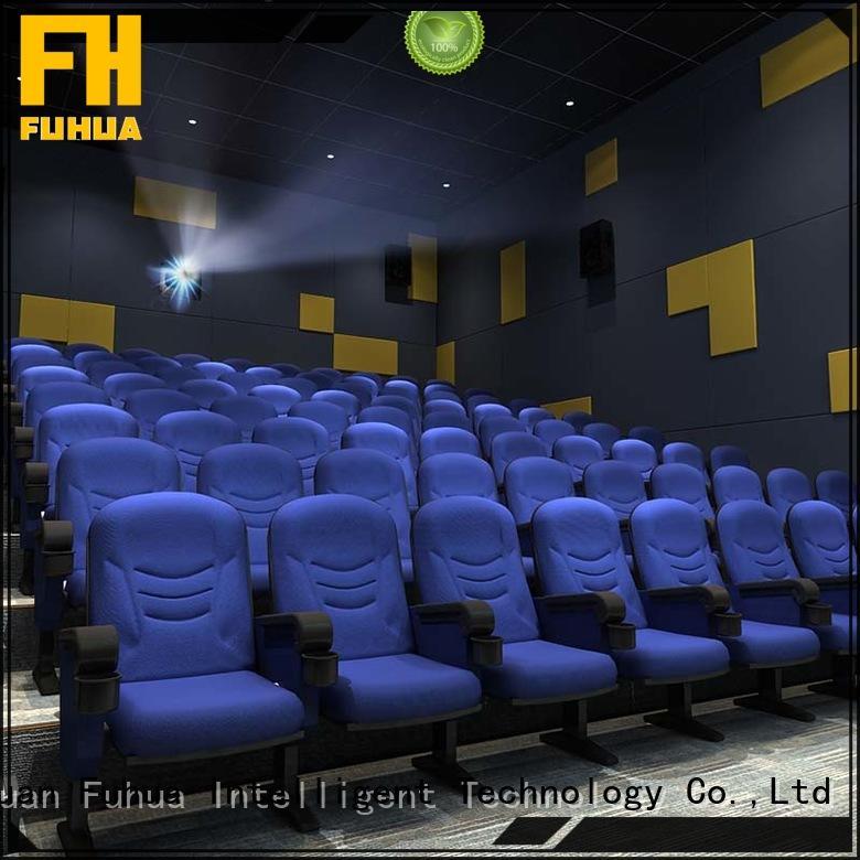 fuhua cinema 3d system Theme Parks Fuhua