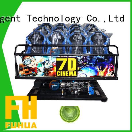 Custom electric 7d cinema fuhua Fuhua