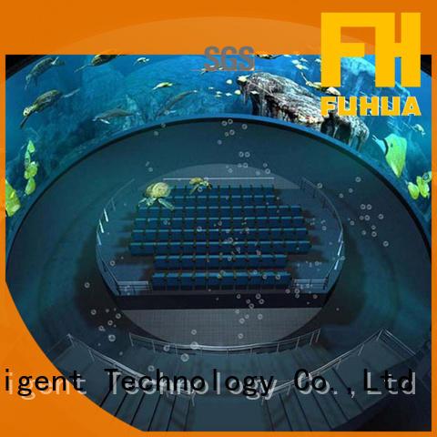 theatre dome cinema Special design for space & science center Fuhua